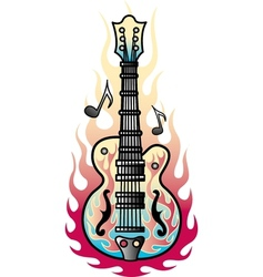 Contemporary tattoo art vector