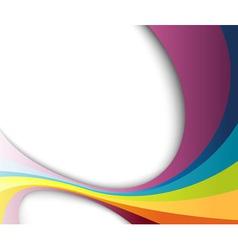 Refreshing abstract vector