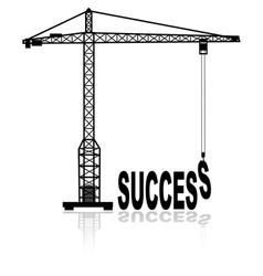 Building success vector