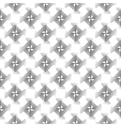 Design seamless strip geometric pattern vector