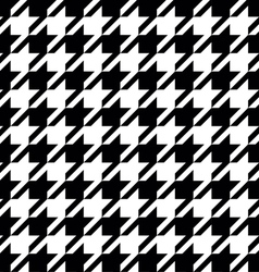 Experimental texture black and white vector