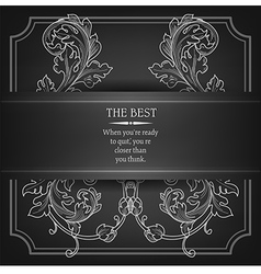 Beautiful elegant background vector