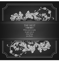 Beautiful elegant background vector