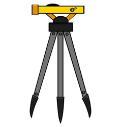 Surveying tool vector