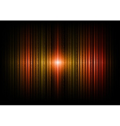 Vertical lines red vector