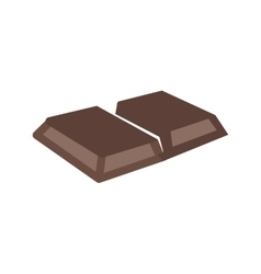 Chocolate biscuit vector