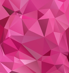 Polygonal mosaic background vector