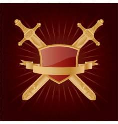 Heraldic vector