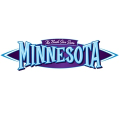 Minnesota the north star state vector