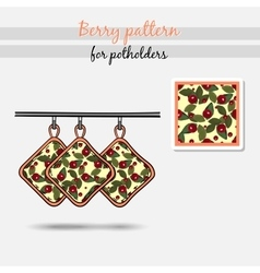 Patternpotholders vector