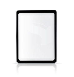 Touch screen vertical vector