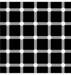 Optical art series grid vector