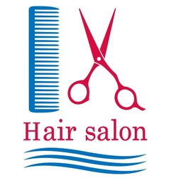 Symbol of barbershop vector
