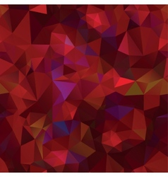 Crystals hot fire background design template vector