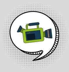 Gadget icon vector