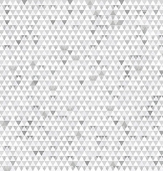 Gray triangle seamless texture with paper effect vector