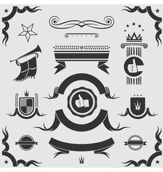 Element design vector