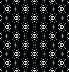 Seamless pattern of symbolic stars 8 vector