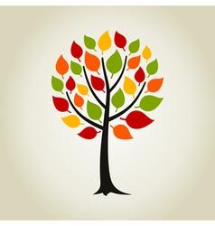Tree wood2 vector