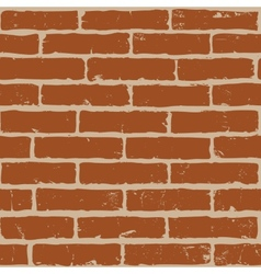 Brrick wall vector