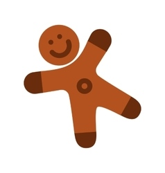 Gingerbread vector