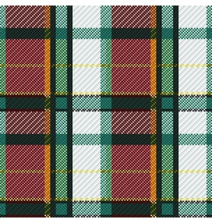 Seamless checkered colorful pattern vector