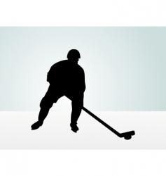 Hockey vector