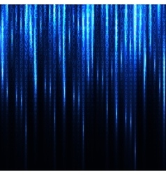 Abstract binary code background of matrix style vector