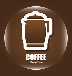 Coffee shop vector
