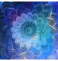 Lightning vortex background vector
