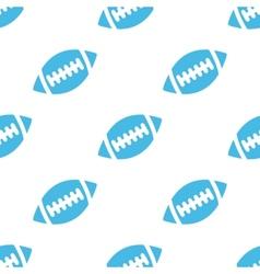 Football white pattern vector