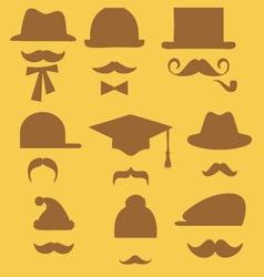 Mustache 2 vector