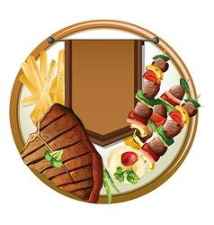 Dinner vector