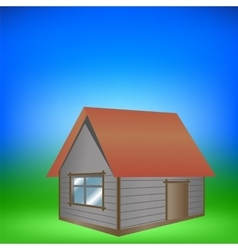 New house vector