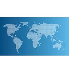 World atlas vector
