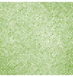 Vintage polka texture vector