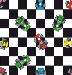 Race car background vector