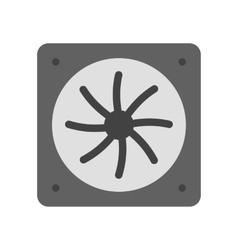 Processor fan vector