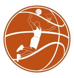 Basketball-2 vector