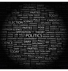Politics vector