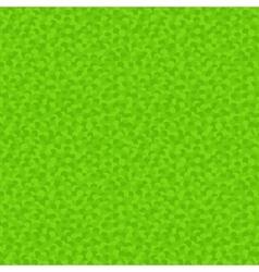 Stylized green grass seamless pattern vector