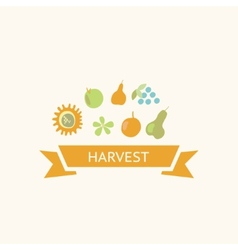 Harvest element set vector
