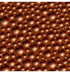 Chocolate seamless background vector