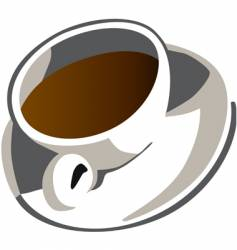 Coffee-cup vector