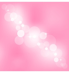 Abstract pink background vector