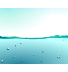 Water surface vector