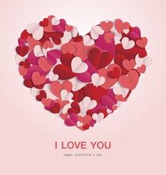 Valentines heart 01 vector