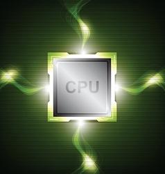 Green power processor vector