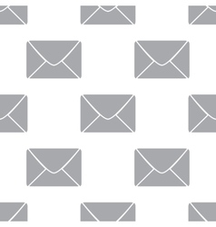 New mail seamless pattern vector