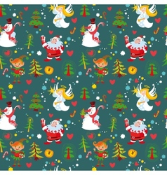 New years background christmas wallpaper vector